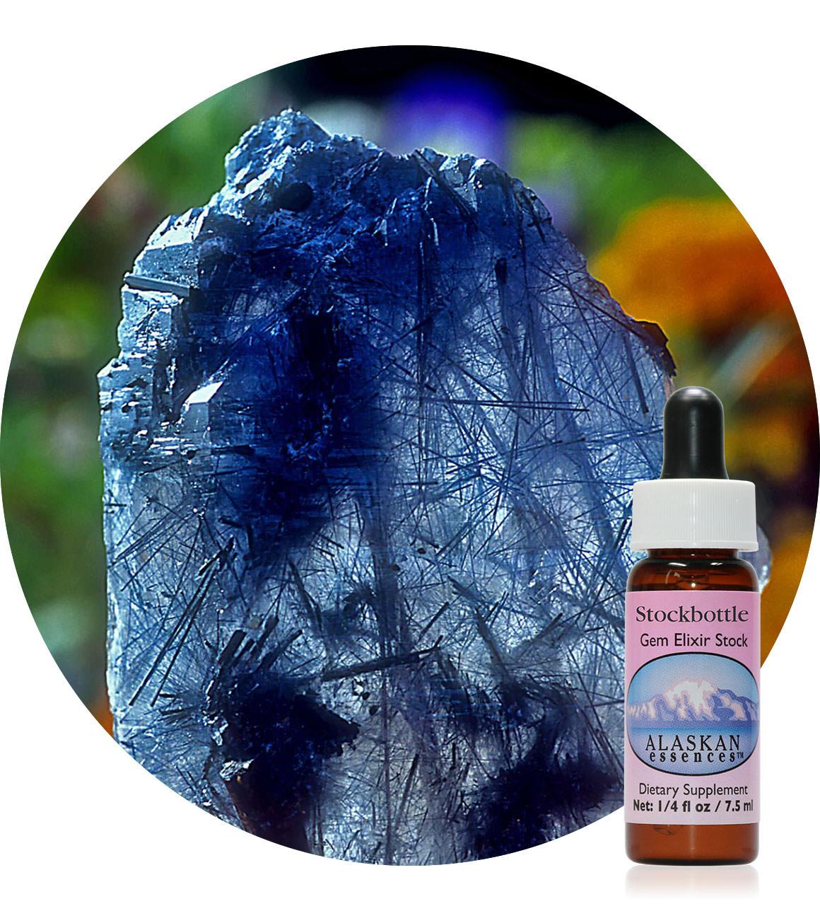 Tourmalated Quartz (F) 7,5 ml