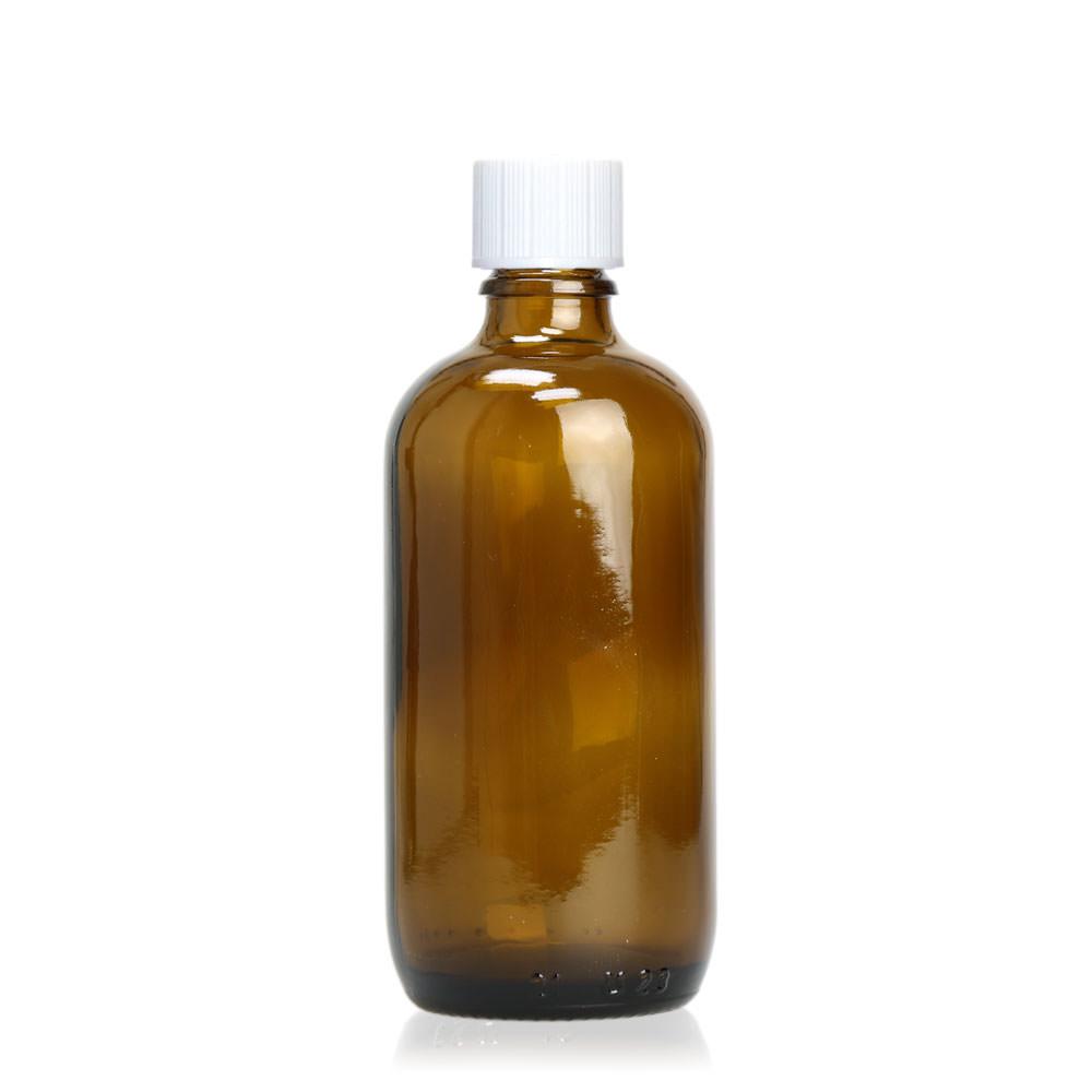 Tropffläschchen 100 ml braun