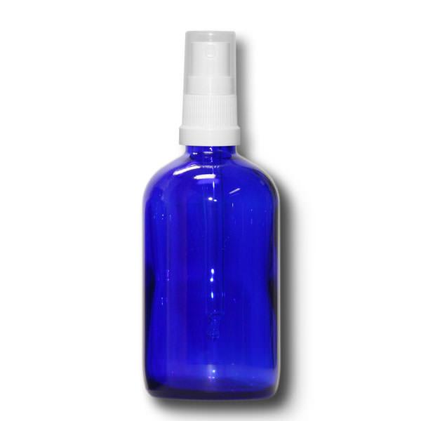 Sprühfläschchen 100 ml blau