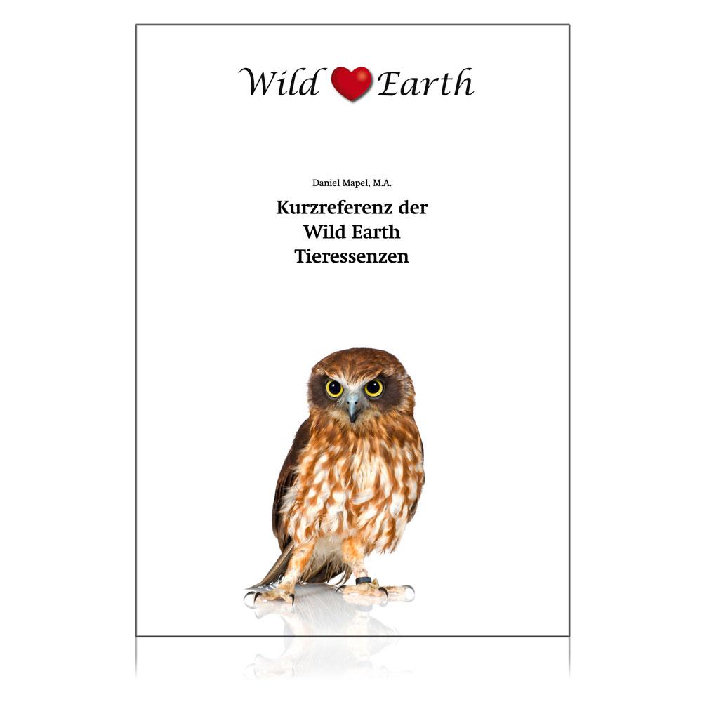 Kurzreferenz der Wild Earth Tieressenzen