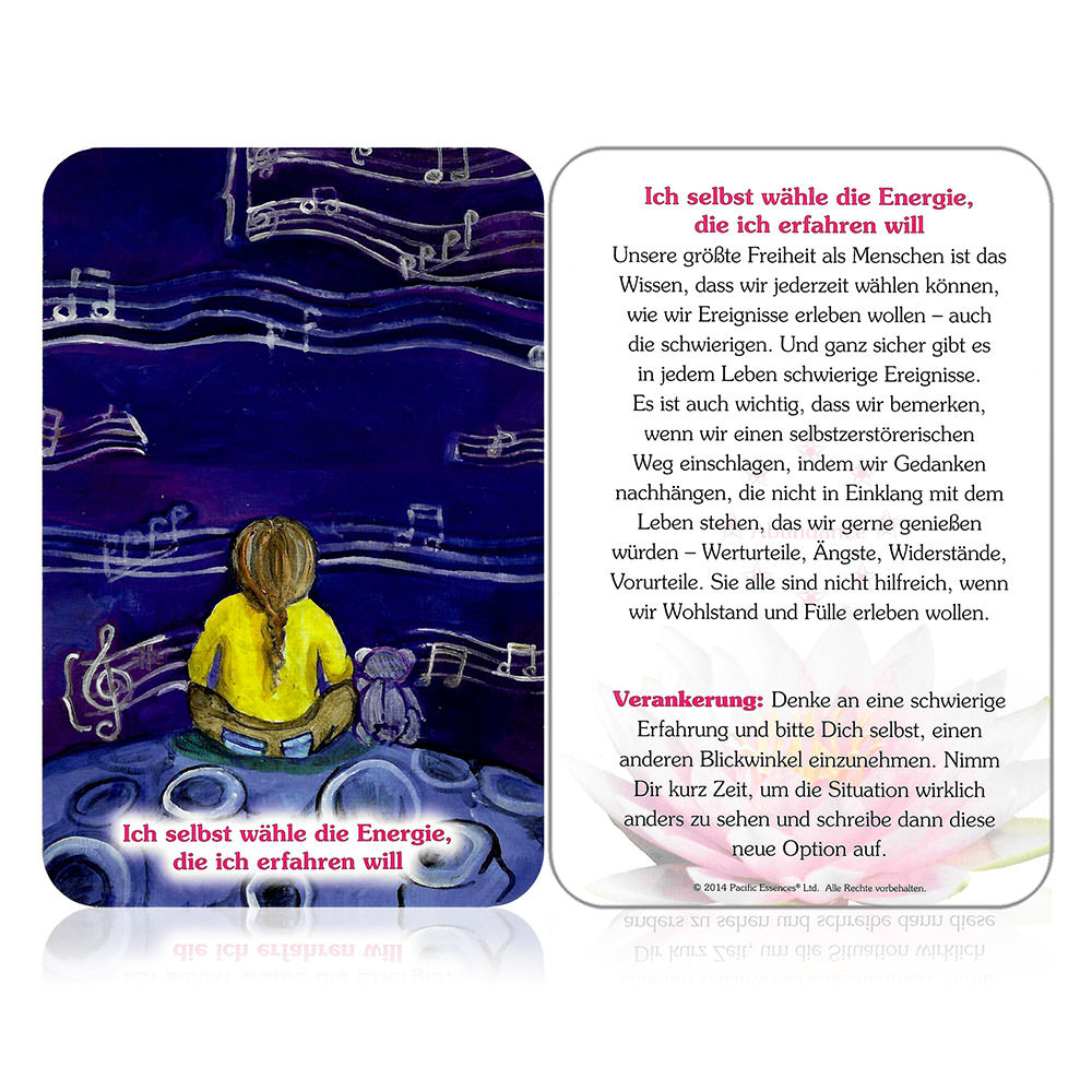 Pacific Essences Abundance Cards [DE]