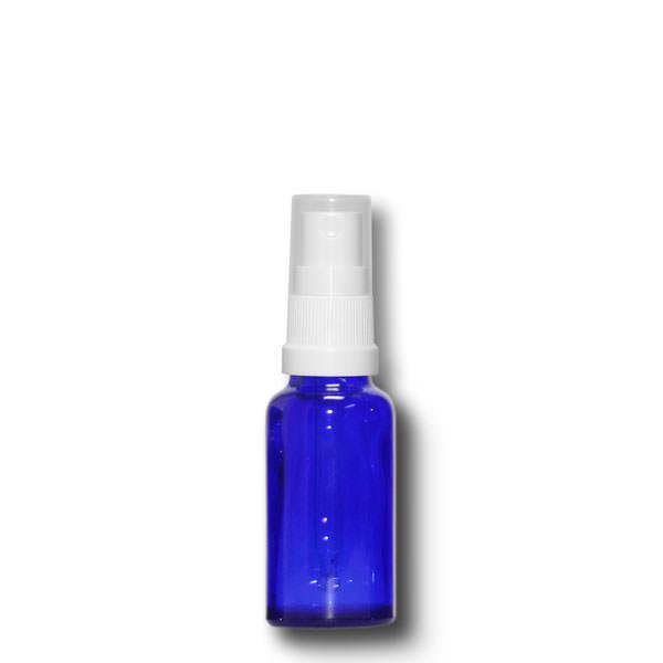 Sprühfläschchen 20 ml blau