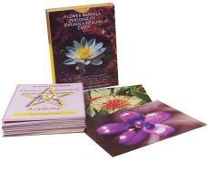 "Kartenset Living Essences ""Flower Mandala"""