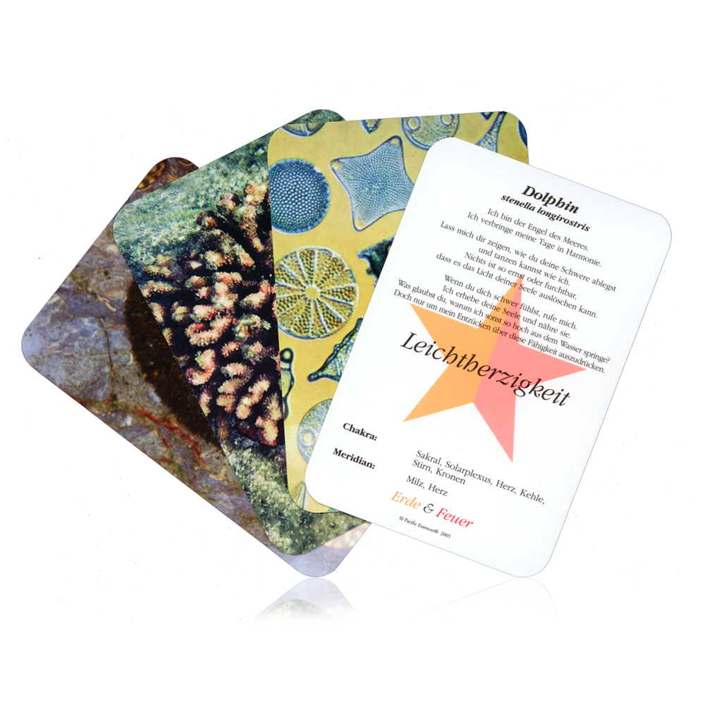 Energy Medicine Cards [DE]