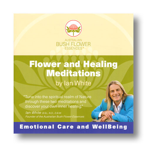 Flower and Healing Meditations