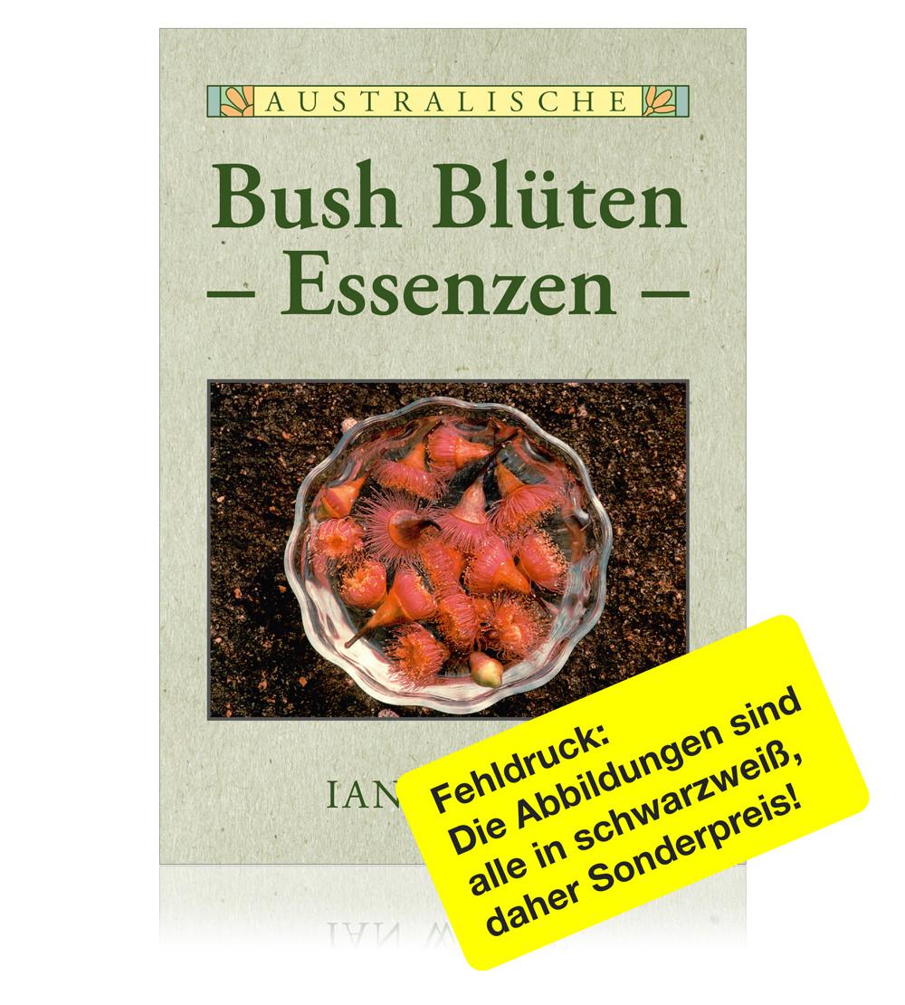 Australische Bush Blütenessenzen (Mängelexemplar)