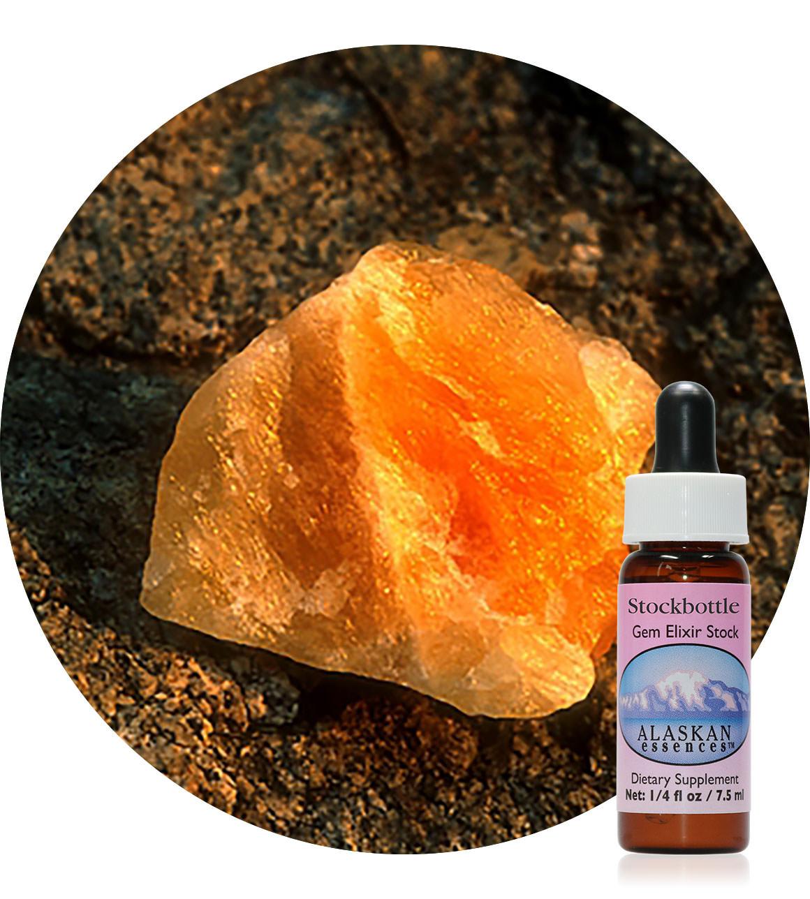 Orange Calcite 7,5 ml