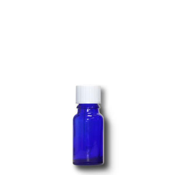 Tropffläschchen 10 ml blau